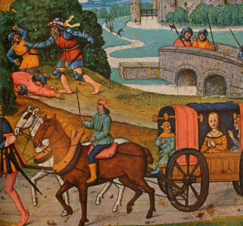 medievalwagon